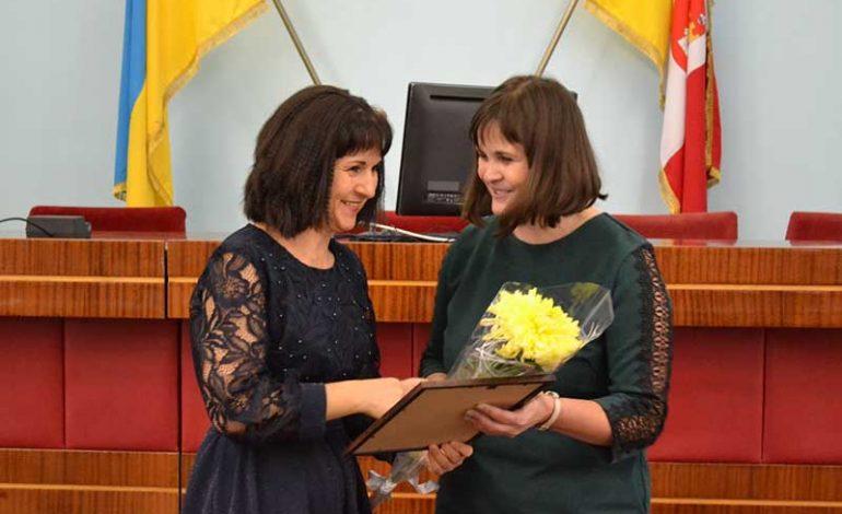 В Болграде соцработников поздравили с праздником
