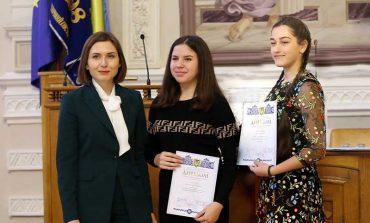 Болградский район: президентские стипендиаты получили свои награды