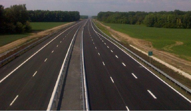 В Молдове строительство автострады Унгены-Кишинев-Одесса хотят объявить объектом национального значения