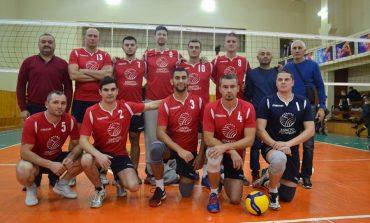 Волейболисты Одесской области  достойно выступили в  Житомире