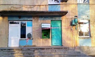 В Болграде обворовали банкомат