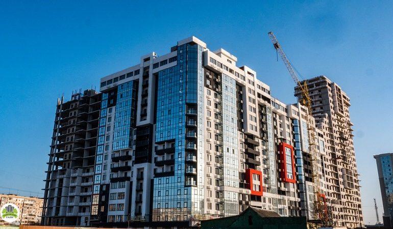 Секции №2 и №3 первой очереди строительства микрорайона «Таировские Сады» в Одессе – сданы