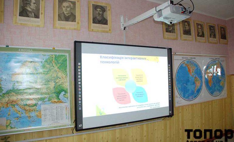 В школах Болградского района начали пользоваться новым оборудованием