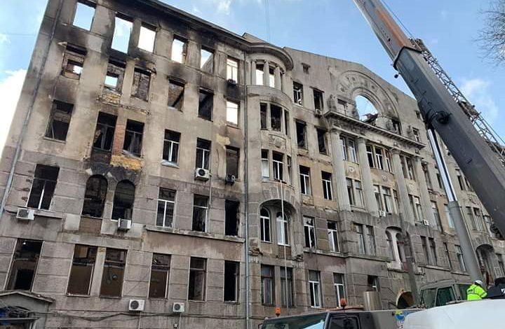 Уникальный Измаильский архив перевезут в Одессу на Троицкую