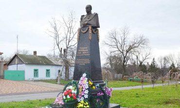 Болградцы пришли к памятнику Инзову
