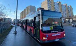 По Одессе ездят новые автобусы MAN