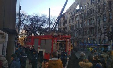 Кабмин создал комиссию по расследованию причин пожара в Одессе