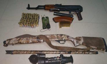 В Ренийском районе пограничники задержали охотников