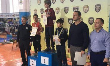Арцизские спортсмены приняли участие в Чемпионате Одесской области по гиревому спорту (фото)