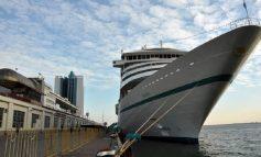 С начала года украинские порты обслужили более 500 тысяч пассажиров