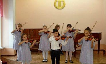 Ансамбль юных скрипачей из Арциза покорил областной фестиваль «Струмочки»