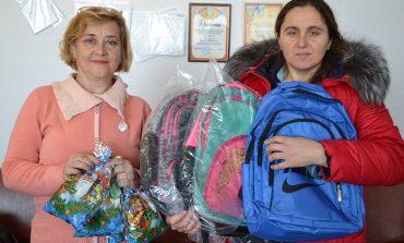 В Болградском районе многодетные семьи получили подарки к праздникам