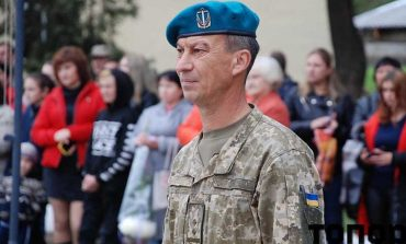 Командира болградских морпехов наградили орденом