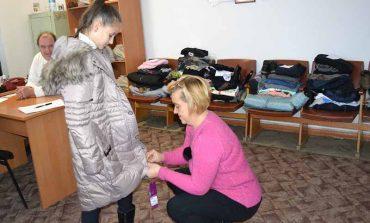 В Болграде помогли многодетным семьям