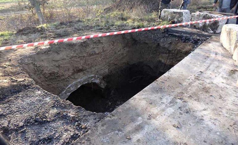В Болградском районе начали ремонт проблемного участка дороги