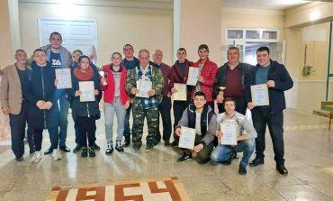 Арцизский район: названы победители районной спартакиады (фото)