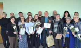 В Болграде поздравили волонтеров