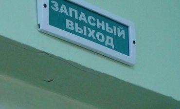Противопожарное состояние: в Арцизском детском саде «Росинка» заменят двери запасных выходов