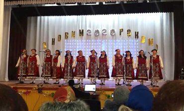 В селе Болградского района под новый год открыли отремонтированный зрительный зал ДК