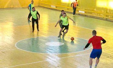 Болградские морпехи провели турнир по футзалу