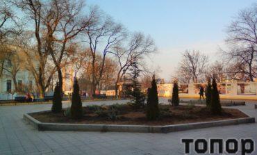 По-новому стал выглядеть одесский Приморский бульвар (ФОТО)