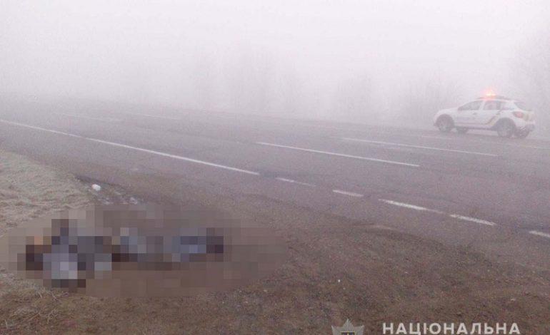 Злополучная трасса: на обочине автодороги «Киев-Одесса» обнаружили труп