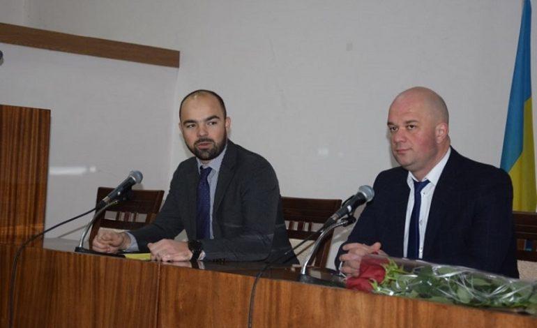 В Сарате представили нового руководителя района