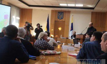 В Одесской ОГА не согласовали перспективный план по Болградскому району. Будут встречаться ещё