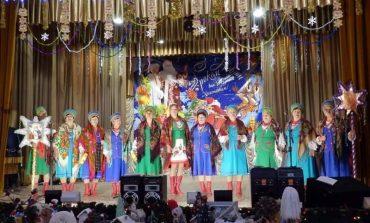 В Тарутино прошел районный фестиваль Рождественских колядок