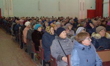 В Заре Саратского района хотят создать ОТГ без объединения с другими селами
