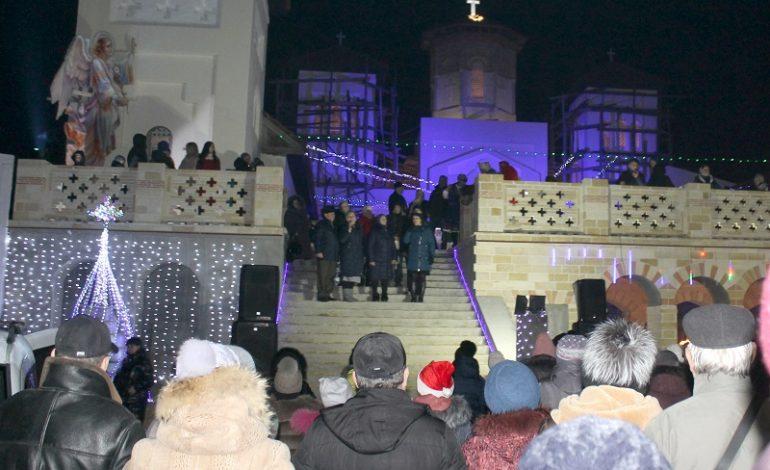 В Арцизе масштабно отметили Новый год по-старому стилю (фото)