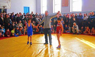 В Болградском районе прошел международный борцовский турнир
