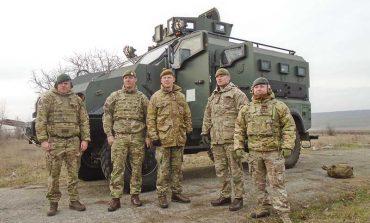 В Болград прибыли английские военные инструктора