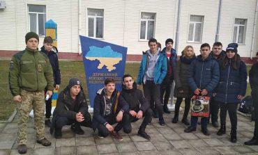 Болградские школьники побывали у пограничников