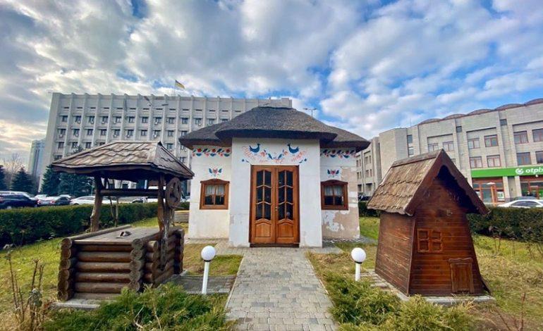 Домик бракосочетаний от Саакашвили перенесут из Одессы в Кодымский район