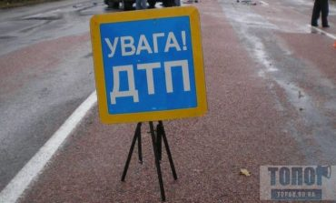 В Ровно нетрезвая полицейская сбила двух пешеходов