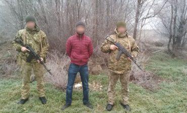 Болградский район: иностранец, используя темное время суток, попытался незаметно попасть в Украину