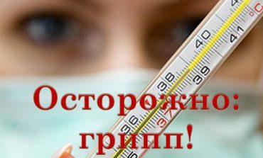 В некоторых районах юга Одесской области фиксируют эпидемию сезонного гриппа