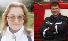 Пожар в Одесском колледже: президент присвоил погибшим пожарному и преподавателю звание Героев Украины