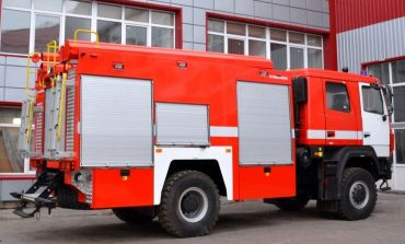 Пожарные Арциза попросили горсовет помочь с завершением ремонта крыши