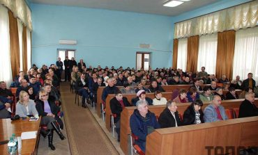 В Болграде в очередной раз выступили за создание единой ОТГ в границах района