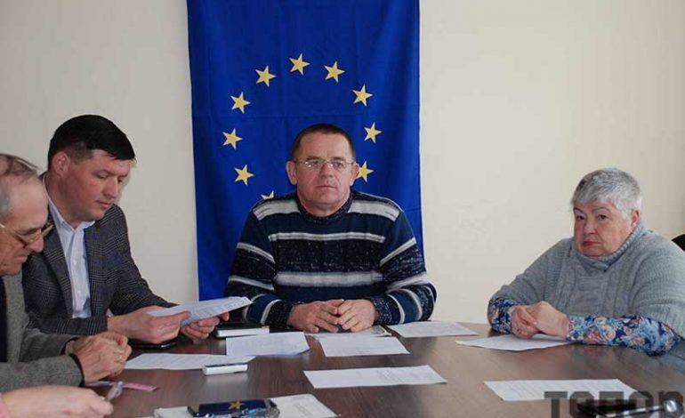 В Болграде общественники отчитались о своей работе