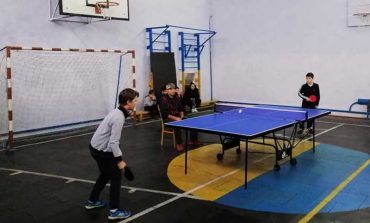 В Болградском районе организовали теннисный турнир