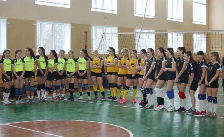 Волейболистки Арциза среди лидеров чемпионата Одесской области по волейболу