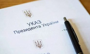 Президент уволил руководство нескольких районов Одесской области