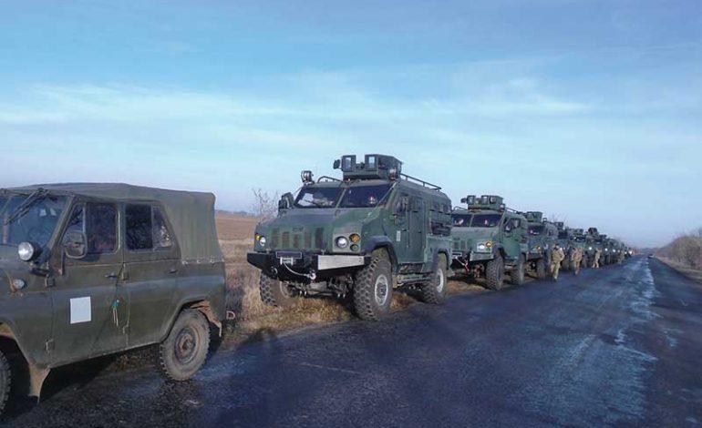 Болградские морпехи начали активную фазу боевой учебы