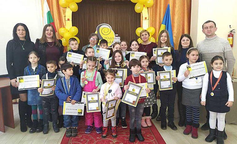 В Болграде прошла олимпиада по арифметике
