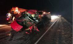 Микроавтобус с гражданами Украины попал в ДТП в России, трое погибших