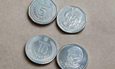 В Украине вводят в оборот монеты номиналом в 5 и 10 гривен