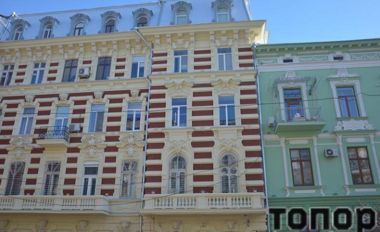 Дома на Гоголя в Одессе уже заканчивают реставрировать (ФОТО)